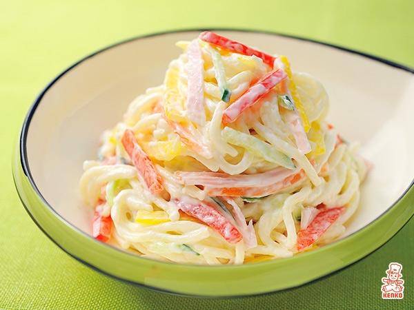 パスタ レシピ サラダ